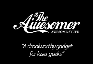 A droolworthy gadget for laser geeks